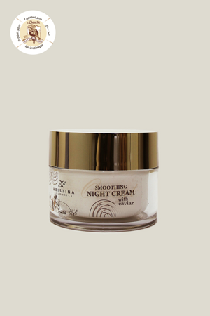 Night cream with caviar, 100 ml