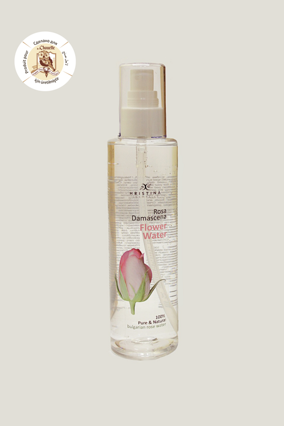 Rosa Damascena flower water, 200 ml